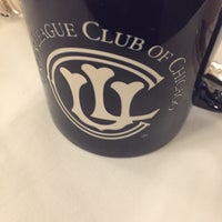 Photo taken at Union League Club Of Chicago by Chellz on 10/27/2016