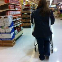 Photo taken at Giant Food Store by Kendra S. on 3/22/2013