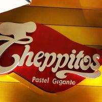 Photo taken at Cheppitos by Davi M. on 10/7/2012