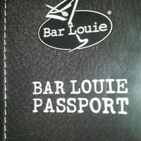 Photo taken at Bar Louie by Chuck D. on 11/6/2012