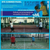 Photo taken at Ecommpadel by Gente d. on 9/19/2014