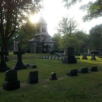 Photo taken at Erie Cemetery by Christina L. on 8/22/2013