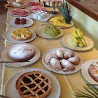 Photo taken at Agriturismo Cascina Madonna by Doriana T. on 12/6/2014