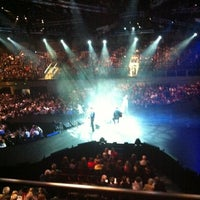 Photo taken at TSB Bank Arena by Anna on 10/3/2012