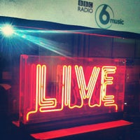 Photo taken at BBC Maida Vale Studios by Chris B. on 10/6/2012