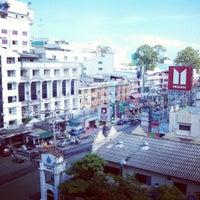 Photo taken at Caesar Palace Hotel Pattaya by Rida I. on 11/10/2012