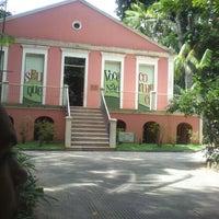 Photo taken at Museu Paraense Emílio Goeldi by Juh F. on 3/16/2013