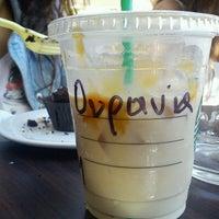 Photo taken at Starbucks by Ουρανία Κ. on 9/26/2012