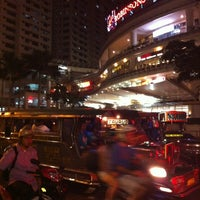 Photo taken at Robinsons Place Manila by Mich L. on 10/22/2012