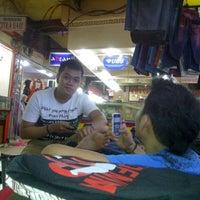 Photo taken at Pasar Pagi by Adhan O. on 1/12/2013