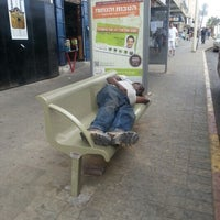 Photo taken at Central Bus  Station Petah Tikva by Michael L. on 10/25/2012