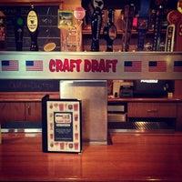 Photo taken at Sharp Edge Beer Emporium by Angelica on 4/14/2013