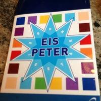 Photo taken at Eis Peter by Klaus M. on 3/10/2013
