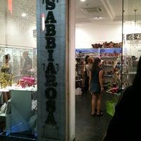 Photo taken at Sabbiarosa by Roberto C. on 6/18/2013