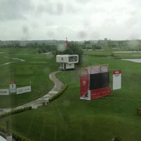 Photo taken at Golfpark Gut Häusern by Rebecca H. on 5/31/2013