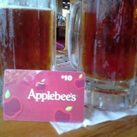 Photo taken at Applebee's by Mike H. on 12/8/2012