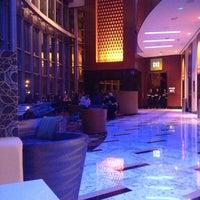 Photo taken at JW Marriott Hotel by Annie on 4/18/2013