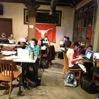 Photo taken at JP's Java by Jonathan J. on 1/31/2013
