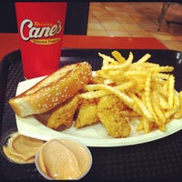 Photo taken at Raising Cane's by Gypsy R. on 10/31/2012