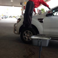 Photo taken at Shell by mxxolisi on 12/8/2013