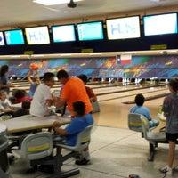 Photo taken at Brunswick Thousand Oaks Bowl by LeaBeth M. on 5/28/2013