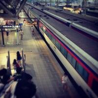 Photo taken at Seoul Station - KTX/Korail by Kwantae K. on 8/9/2013