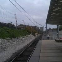 Photo taken at MetroLink - Forest Park Station by David B. on 10/20/2012