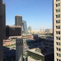 Photo taken at 中环世贸中心 Central International Trade Center by Jin M. on 10/10/2013