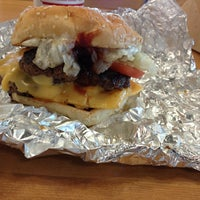 Photo taken at Five Guys by Nate R. on 2/23/2013