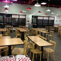 Photo taken at Five Guys by Nate R. on 3/26/2013