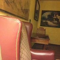 Photo taken at Living Room Cafe & Bistro by Bridgette G. on 12/24/2012