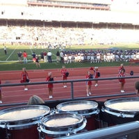 Photo taken at Franklin Field by Philip D. on 9/22/2012