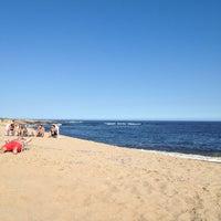 Photo taken at Bikini Beach by Xime on 11/4/2012