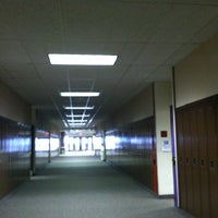 Photo taken at Badger High School by MaiLei on 2/9/2013
