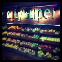 Photo taken at city'super by JK on 10/10/2012