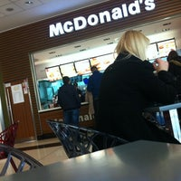Photo taken at McDonald's (VERO Центар) by Cenk M. on 2/5/2013