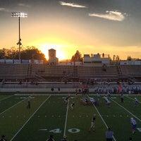 Photo taken at Memorial Stadium by Andy N. on 10/25/2013