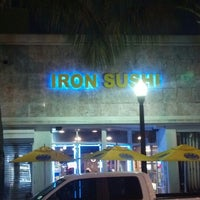 Photo taken at Iron sushi by Rich F. on 6/10/2013