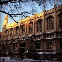 Photo taken at Stuart Hall by Alisa J. on 2/11/2014
