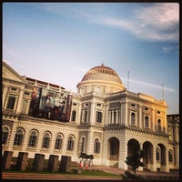 Photo taken at National Museum of Singapore by Odie A. on 5/26/2013