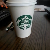 Photo taken at Starbucks by Katelan J. on 10/7/2012