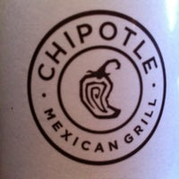 Photo taken at Chipotle Mexican Grill by Reggie J. on 11/19/2012
