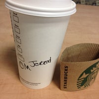 Photo taken at Starbucks by Jarred A. on 10/4/2012