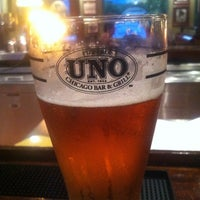 Photo taken at Uno Pizzeria & Grill - Frederick by Steve B. on 6/3/2013