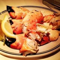 Photo taken at Joe's Seafood, Prime Steak & Stone Crab by Olga💋 M. on 4/25/2013