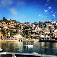 Photo taken at Santa Catalina Island by Maria E. on 7/7/2013