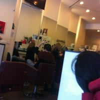 Photo taken at Ada Salon by David Andrew A. on 2/3/2013