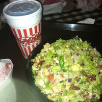 Photo taken at Portillo's by Laura K. on 11/2/2012