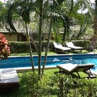 Photo taken at Idyllic Samui Resort by V on 12/27/2012