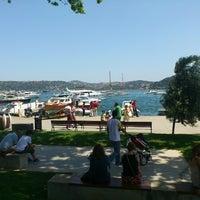 Photo taken at Bebek Parkı by Onur A. on 5/19/2013
